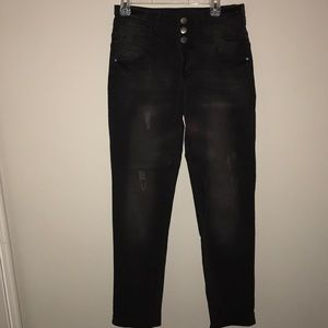Women's rue 21 high waisted jeans size 13/14R